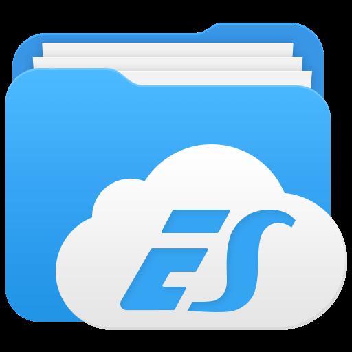 ES File Explorer - Best Firestick Apps