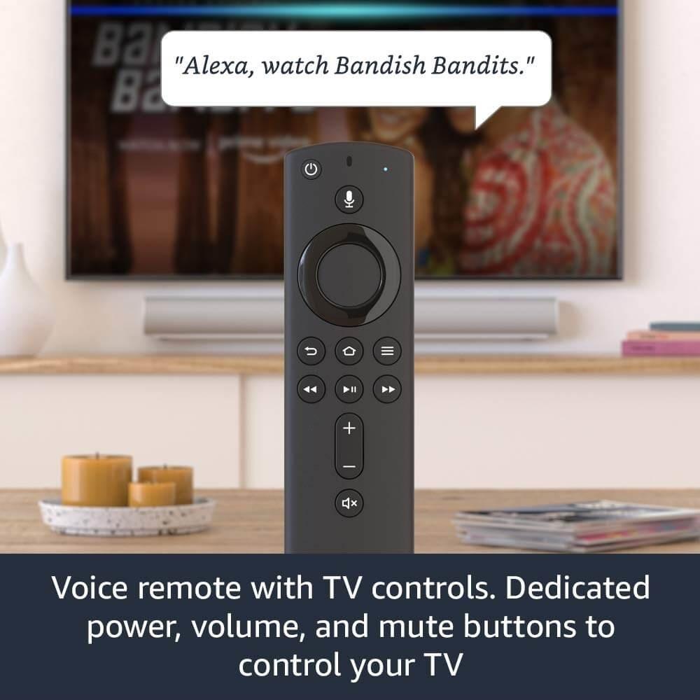 Alexa Remote - Firestick 3rd Gen