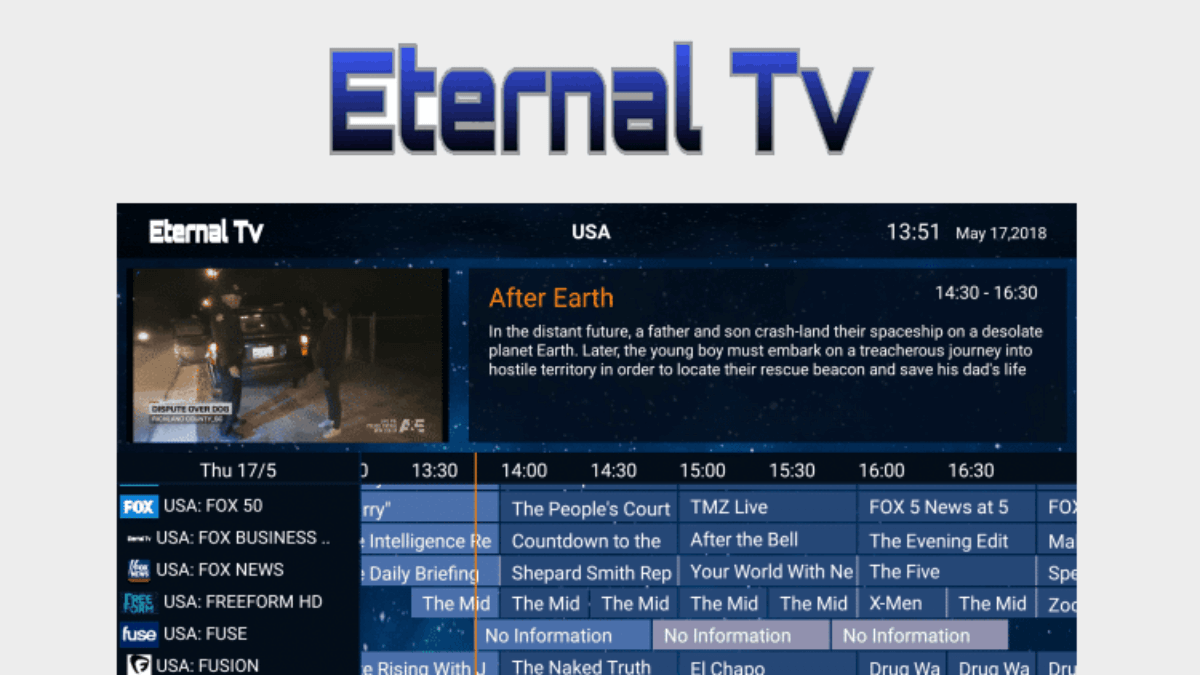 Eternal TV IPTV on Firestick: How to Install