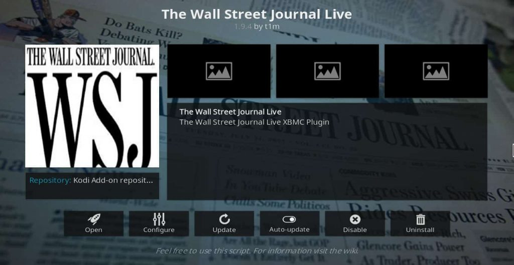 The Wall Street Journal Live