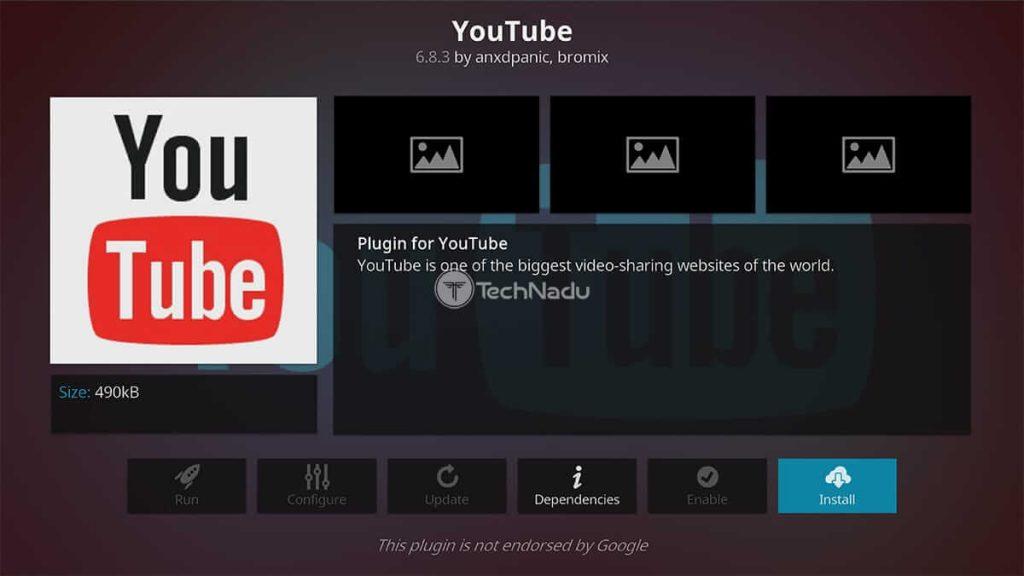 YouTube - Best Kodi Addons