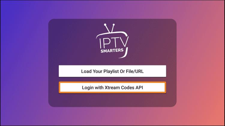 Login - IPTV Smarters Pro