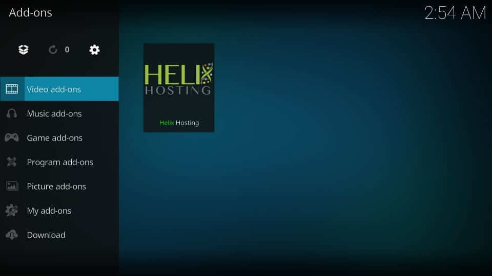 Select Helix Hosting - Helix IPTV