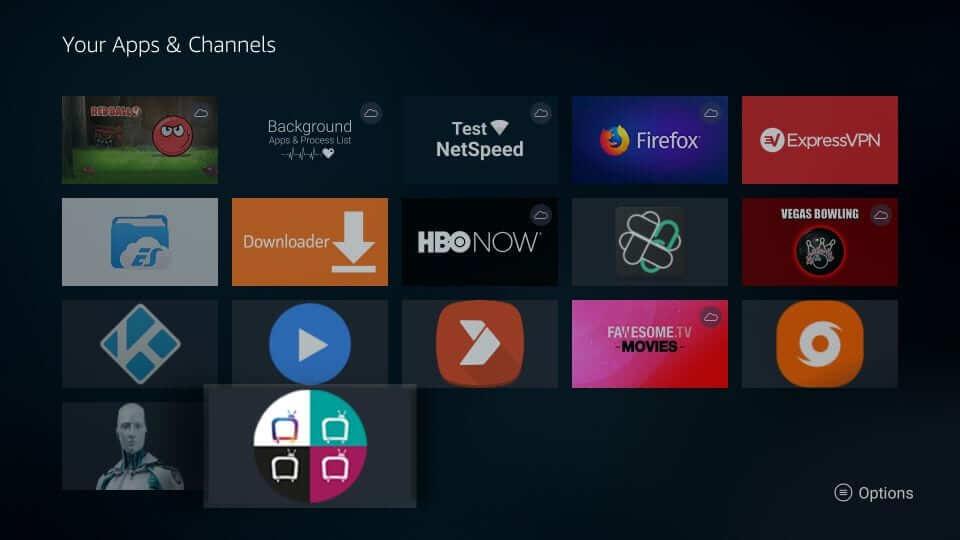 Select Helix IPTV