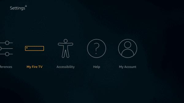 My Fire TV - Surfshark VPN Firestick