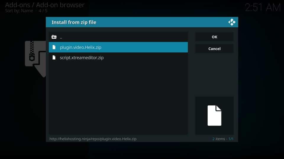 Zip file - Helix IPTV