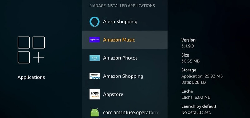 Manage Installed Apps - Best Firestick Settings