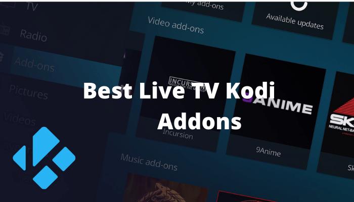 10+ Best Kodi Live TV Addons You Must Never Miss