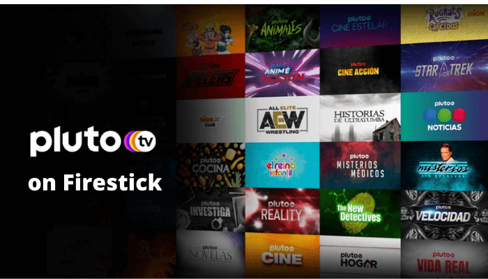 How to Install and Activate Pluto TV on Firestick / Kodi