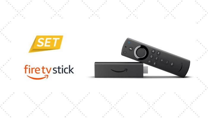Set TV IPTV Firestick: How to Install [Update 2021]