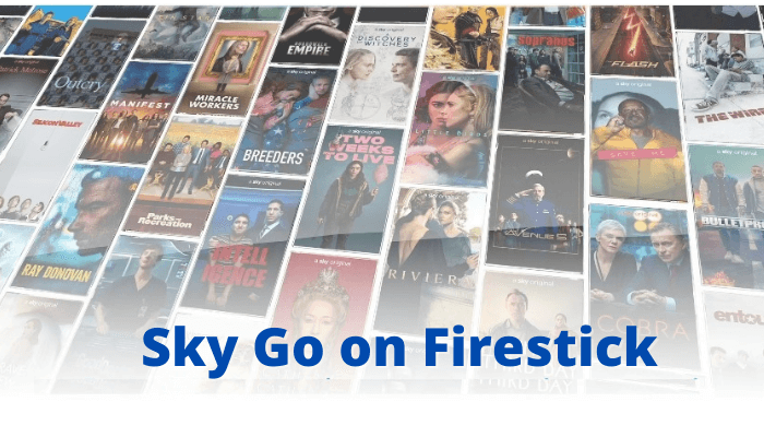 How to Install & Use Sky Go on Firestick / Fire TV