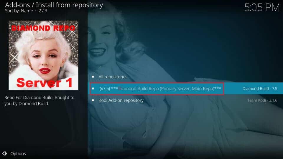 Diamond Build Repository