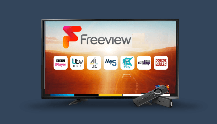 Freeview on Firestick: How to Install & Stream Live TV