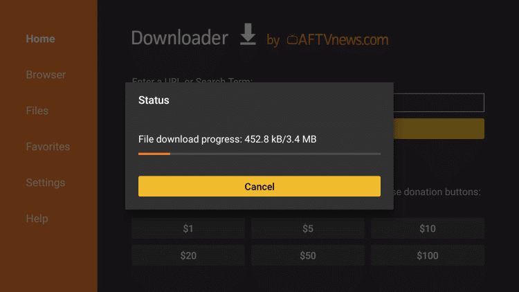 FireDL Download