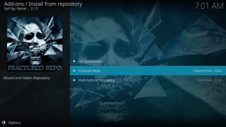 Fractured Repo - Joker 2.0 Kodi Addon