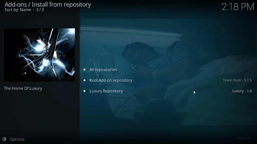 Luxury Repository