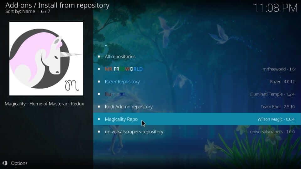 Magicality Repo - Magicality Kodi Addon