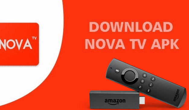 How to install & Use Nova TV Apk on Firestick / Fire TV