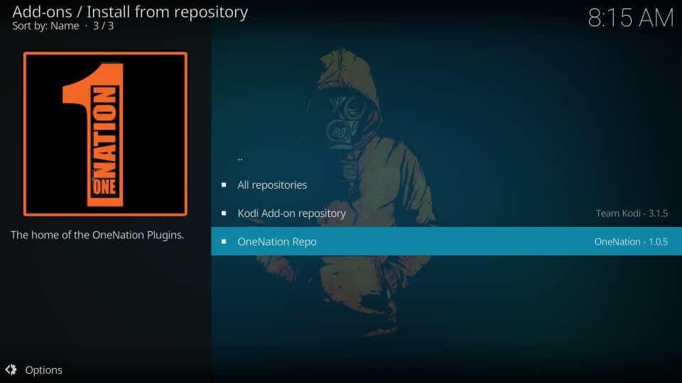 OneNation Repo