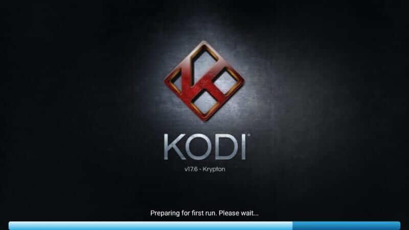 Preparing Kodi - How to Reset Kodi