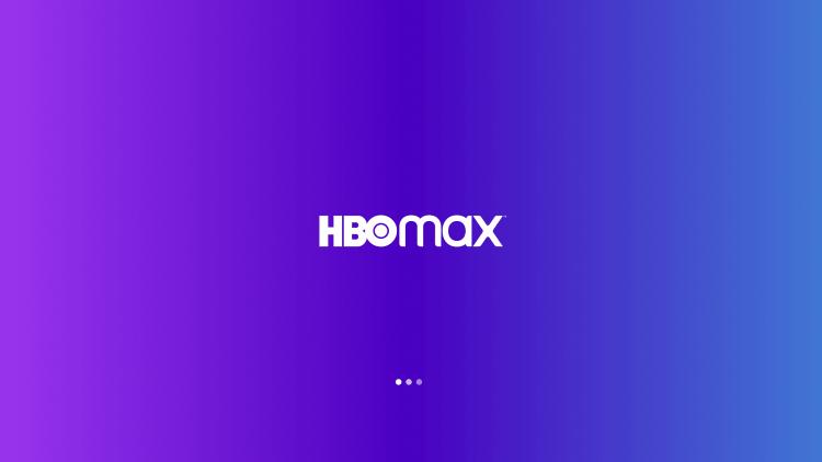 Loading - HBO Max on Firestick